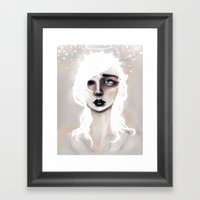 Will it be Enough Framed Art Print