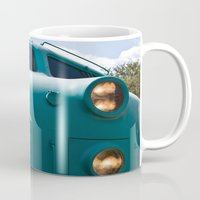 Train In Your Face Mug