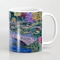 My Garden - By Ave Hurle… Mug