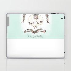 Marie Lambtoinette Laptop & iPad Skin