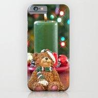 Little Bears Christmas iPhone 6 Slim Case