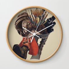 Congratulations, you caught the bouquet.... Wall Clock