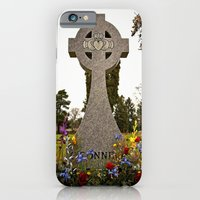 iPhone & iPod Case featuring Celtic Claddagh cross by Vorona Photography