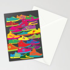 Sneakers Stationery Cards