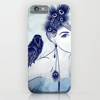 Parrot Girl iPhone 6 Slim Case