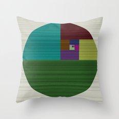 The Circle #22 Throw Pillow