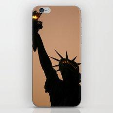 the liberty iPhone & iPod Skin