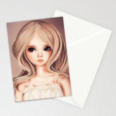 Doll-like Stationery Cards