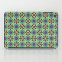 Retro Modern Flower Power iPad Case