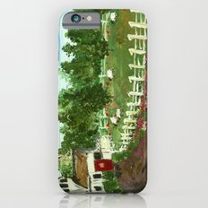 Ash Mill Farm iPhone 6 Slim Case