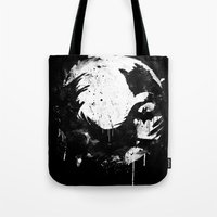 Dark Moon Tote Bag