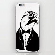 Falcon Tux iPhone & iPod Skin
