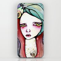 We Are All Just Star Dus… iPhone & iPod Skin