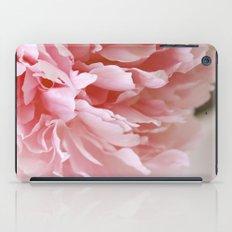 Peony Pink iPad Case