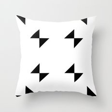 :::CRIME_WEATHER::: Throw Pillow