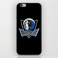 NBA - Mavericks iPhone & iPod Skin