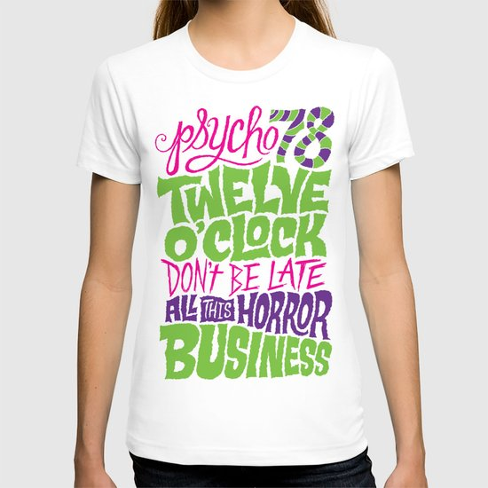 Horror Business T-shirt