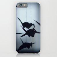 Origami crane iPhone 6 Slim Case