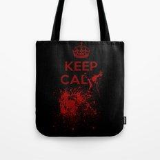 Keep calm? Tote Bag