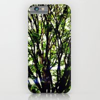 Leaves And Branches 3 iPhone 6 Slim Case