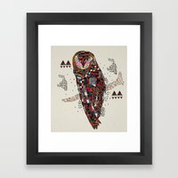 HATKEE Collaboration By … Framed Art Print