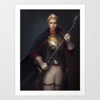 Regency Phasma Art Print