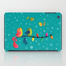 Fly High, My Babies - Merry Christmas iPad Case