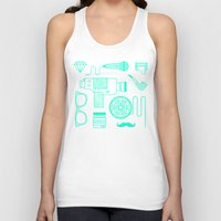 Movie Unisex Tank Top