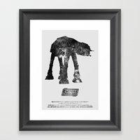 Star Wars - The Empire S… Framed Art Print