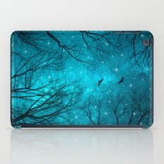 Stars Can't Shine Without Darkness  iPad Case