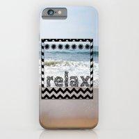 Relax Polaroid  iPhone 6 Slim Case