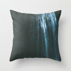 Narada Falls Throw Pillow