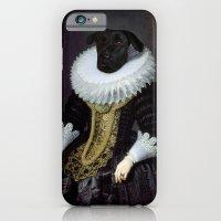 iPhone & iPod Case featuring Anouk by Speakerine / Florent Bodart