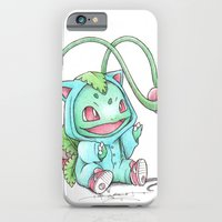 iPhone Cases featuring Until the Apple is Ripe by Randy C