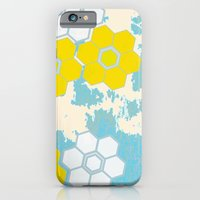 iPhone & iPod Case featuring Urban Garden by fable design