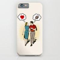 On Vastly Different Wavelengths iPhone 6 Slim Case