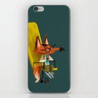 Fox Boss iPhone & iPod Skin