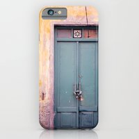 Knock on my door, please! iPhone 6 Slim Case