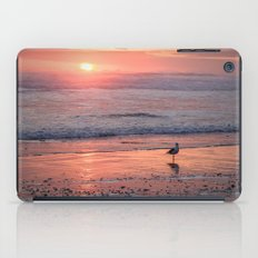 Sunset at Cannon Beach Oregon iPad Case