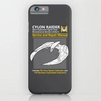 Cylon Raider Service And… iPhone 6 Slim Case