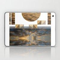 Sea Clouds—photo Colla… Laptop & iPad Skin