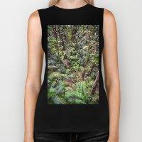 Rainforest Jungle Biker Tank