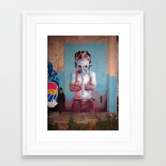 March 11 Framed Art Print