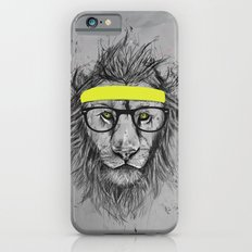 Hipster Lion iPhone 6 Slim Case