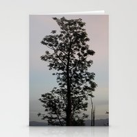 Sunrise in Swaziland Stationery Cards