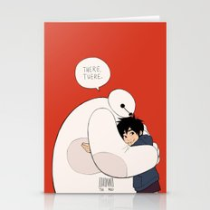 there, there hug Stationery Cards