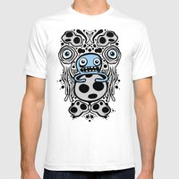 Panopticon Space (White … Mens Fitted Tee White SMALL
