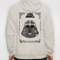 Dark Vador (with Frame) Hoody