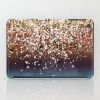 Glitteresques XIV iPad Case