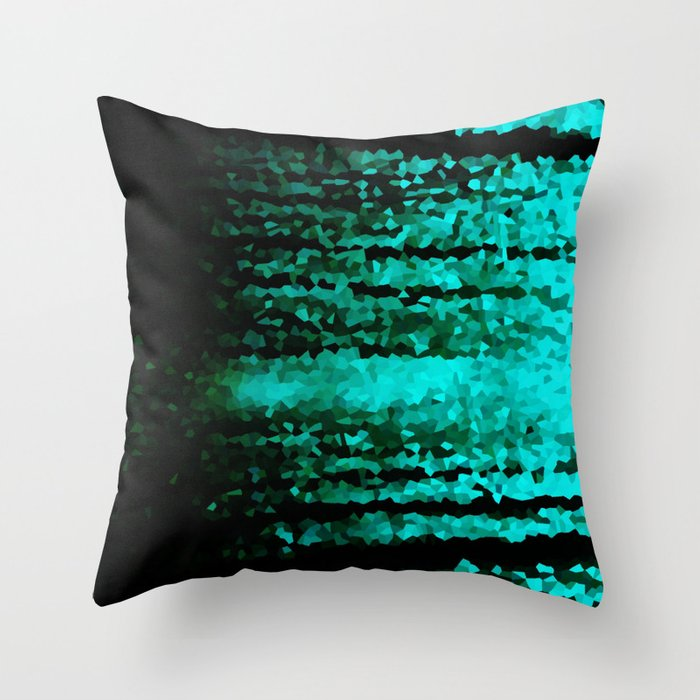 Teal Throw Pillow By 2sweet4words Designs Society6